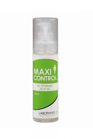 Gel retardant Maxi Control : Retardant sexuel masculin permettant de prolonger l'érection, très efficace pour lutter contre l'éjaculation précoce.