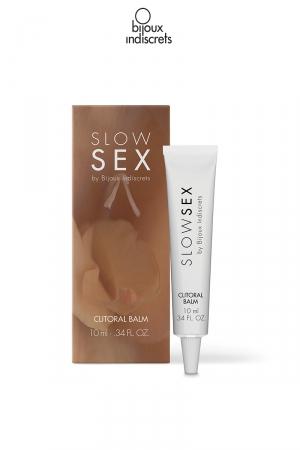 Baume chauffant pour le clitoris - 10ml : Baume clitoridien à effet chauffant pour intensifier les orgasmes par Bijoux Indiscrets