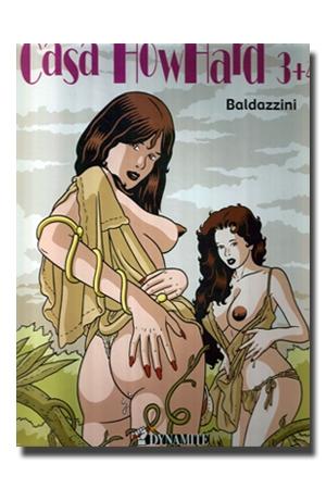Casa HowHard 3+4 : Une autre vision du monde ou si les femmes avaient un sexe d'homme... tome 3 et 4.