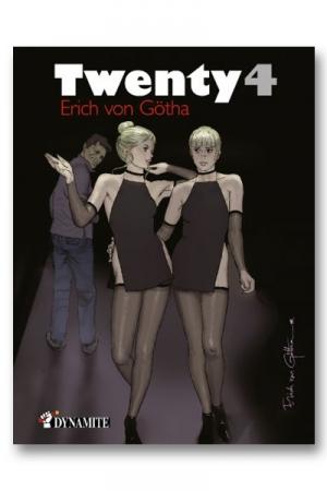 Twenty - tome 4 : Un tome 4 ébouriffant et hard avec Twenty, la lolita de 20 ans, insatiable et brûlante.