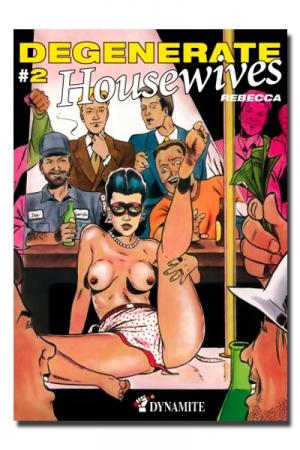 Dégénérate Housewives 2 : Une petite ville du Connecticut en proie au vice, au sexe et à la luxure.