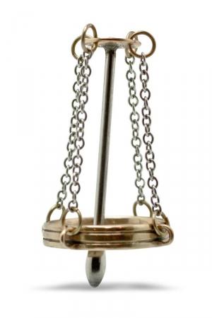 Bijou d'uretre Yourether : Le cockpin Yourether: un bijou d'urêtre réservé aux amateurs d'érotisme et de plaisir avertis.
