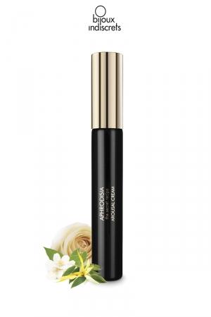 Crème clitoridienne parfum aphrodisia - Bijoux Indiscrets : Crème clitoridienne qui intensifie les sensations pour atteindre l'orgasme.