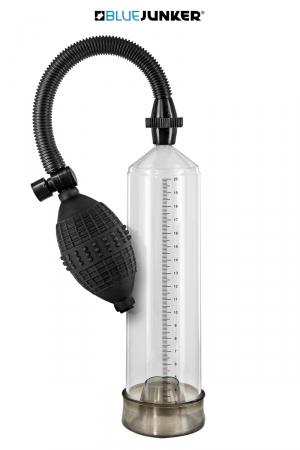 Pompe à pénis Blue Junker classique : Développeur de pénis simple et efficace à petit prix par Blue Junker.