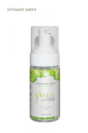 Mousse nettoyante sextoys BIO - 100 ml : Un spray nettoyant sextoys certifié Bio, pour chouchouter vos jouets intimes et votre corps.