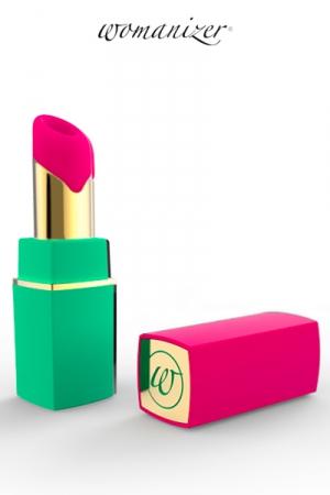 Womanizer 2GO vert magenta : Plus petit et plus discret que le Womanizer original, le Womanizer 2GO est idéal pour vos déplacements.