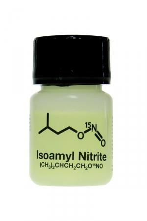 Poppers Isoamyl Nitrite  24 ml : Poppers au Nitrite d'Amyle, offrant des sensation ultra fortes, en flacon plastique incassable.