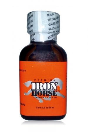 Poppers Iron Horse 24 ml : Le célèbre arôme aphrodisiaque surpuissant enfin disponible en Europe.