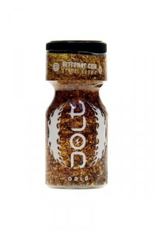 Poppers Jolt Gold Propyl 10ml : La version Gold à base d'Isopropyle ultra pur offrant des sensations immédiates et très fortes (flacon de 10 ml).