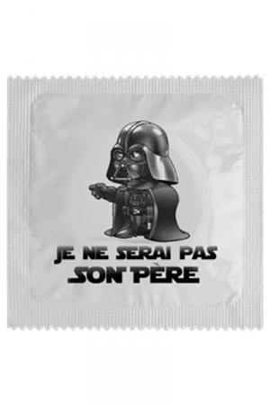 Préservatif humour - Darkapote