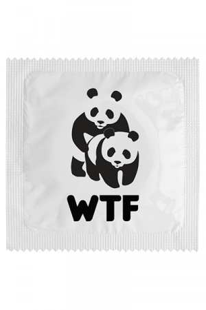 Préservatif humour - Wtf : Préservatif  Wtf, un préservatif personnalisé humoristique de qualité, fabriqué en France, marque Callvin.