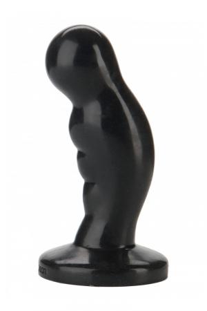 The P-Plug - Doc Johnson : Plug anal désigné spécialement pour le massage de la prostate, en silicone Premium, fabriqué aux USA par Doc Johnson.